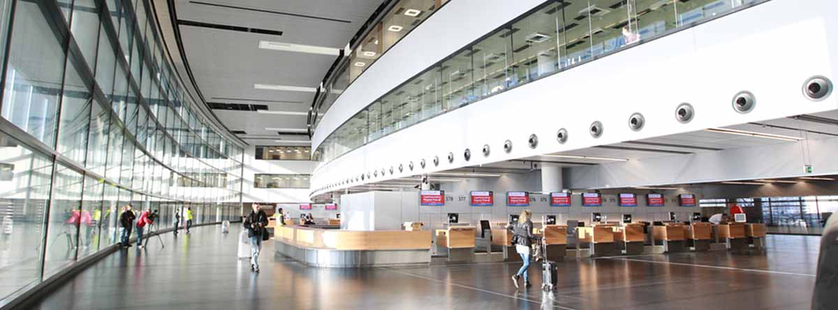 Skylink Airport, Vienna / Compriband-A